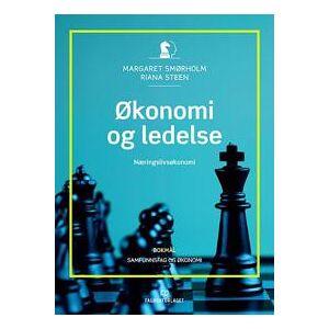 Smørholm, Margaret Økonomi og ledelse (8211019671)