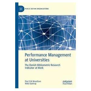 Mouritzen Poul Erik Performance Management at Universities (3030213242)
