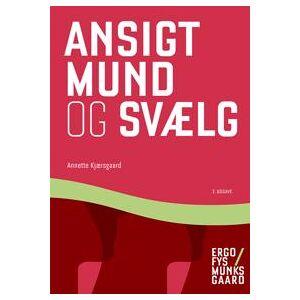 Kjærsgaard, Annette Ansigt, mund og svælg (8762819917)