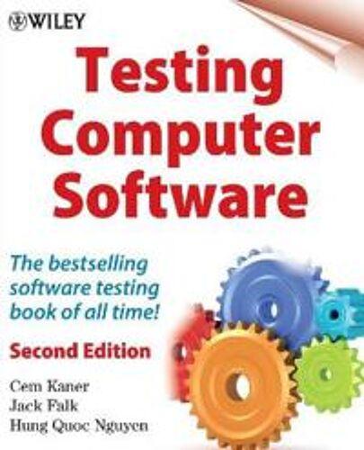 Kaner, Cem Testing Computer Soft...