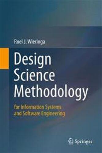 Wieringa, Roel J. Design Science...