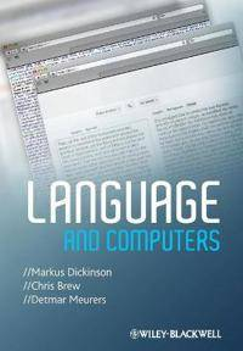 Dickinson, Markus Language and C...