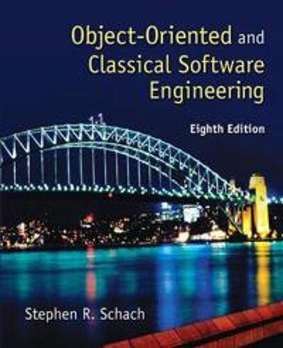 Schach, Stephen Object-Oriented ...