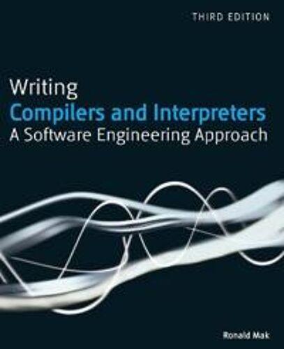 Mak, Ronald Writing Compilers an...