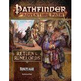 Pett Richard Pathfinder Adventure Path: Runeplague (Return of the Runelords 3 of 6) (1640780793)