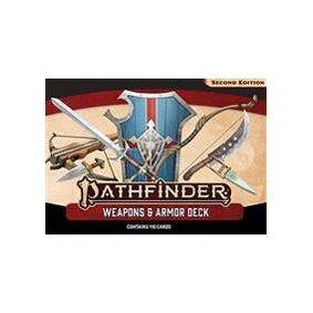 Staff, Paizo Pathfinder Weapons & Armor Deck (P2) (1640782206)