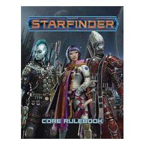 Sutter, James L. Starfinder Roleplaying Game: Starfinder Core Rulebook (1601259565)