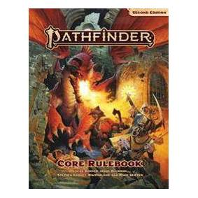 Bulmahn, Jason Pathfinder Core Rulebook (P2) (1640781684)