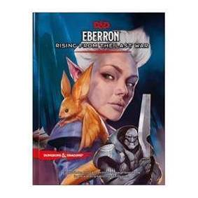 Wizards RPG Team Eberron: Rising from the Last War (D&d Campaign Setting and Adventure Book) (0786966890)