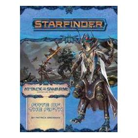 Brennan, Patrick Starfinder Adventure Path: Fate of the Fifth (Attack of the Swarm! 1 of 6) (164078151X)