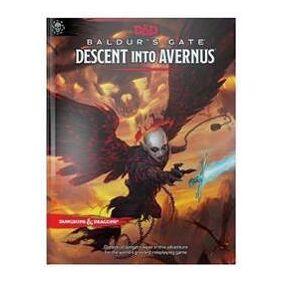 Wizards RPG Team Dungeons & Dragons Baldur's Gate: Descent Into Avernus Hardcover Book (D&D Adventure) (0786966769)