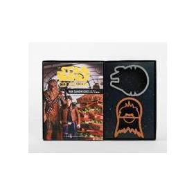 Starr, Lara The Star Wars Cookbook: Han Sandwiches and Other Galactic Snacks (1452162999)