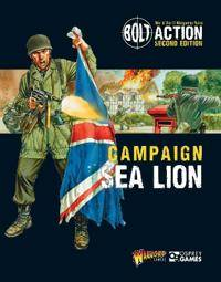 Games, Warlord Bolt Action: Campaign: Sea Lion (1472817869)