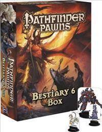 Staff, Paizo Pathfinder Pawns: Bestiary 6 Box (1640780173)