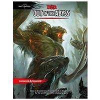 Wizards RPG Team Dungeons & Dragons: Out of the Abyss (0786965819)