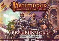 Selinker, Mike Pathfinder Adventure Card Game: Rise of the Runelords Character Add-On Deck (1601255519)