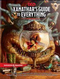 Wizards RPG Team Xanathar's Guide to Everything (0786966114)