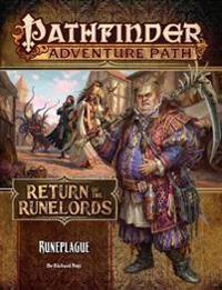Pett, Richard Pathfinder Adventure Path: Runeplague (Return of the Runelords 3 of 6) (1640780793)