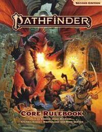 Bulmahn, Jason Pathfinder Core Rulebook (P2) (1640781684)