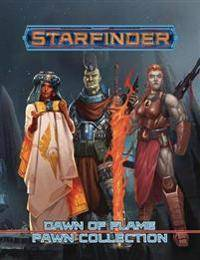 Staff, Paizo Starfinder Pawns: Dawn of Flame Pawn Collection (1640781625)
