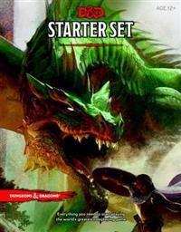 Dungeons & Dragons Starter Box (0786965592)