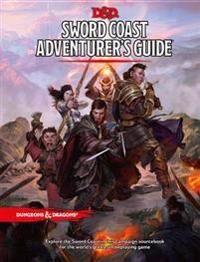 Wizards RPG Team Dungeons & Dragons: Sword Coast Adventurer's Guide (0786965800)