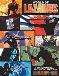 Bailey, Neal The World of Lazarus (1934547921)