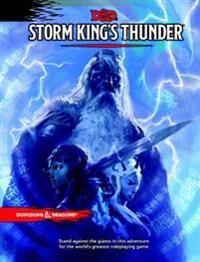 Wizards Rpg Team, Storm kings thunder (0786966009)