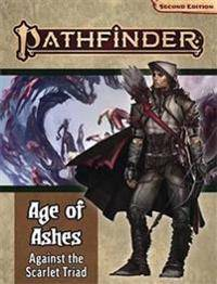 Compton, John Pathfinder Adventure Path: Against the Scarlet Triad (Age of Ashes 5 of 6) [P2] (1640781943)