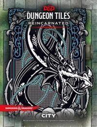 Wizards RPG Team D&d Dungeon Tiles Reincarnated: City (0786966297)