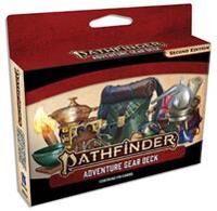 Staff, Paizo Pathfinder Adventure Gear Deck [P2] (1640782079)