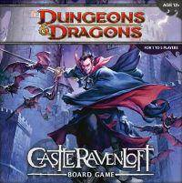 Wizards of the Coast LLC (COR) Dungeons & Dragons Castle Ravenloft (0786955570)