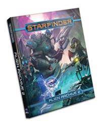 Staff, Paizo Starfinder Roleplaying Game: Alien Archive 2 (1640780750)