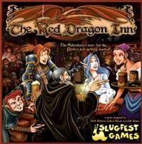Dragon Slugfest Games Red Dragon Inn Boxed Card Game (0976914417)