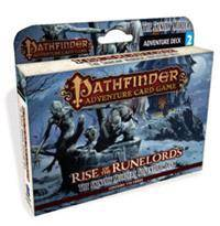 Selinker, Mike Pathfinder Adventure Card Game: Rise of the Runelords Deck 2 - The Skinsaw Murders Adventure Deck (1601255624)