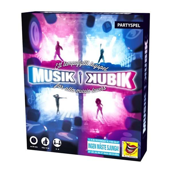 Musik i Kubik, Partyspel, ALF (SE) (Z000137714)