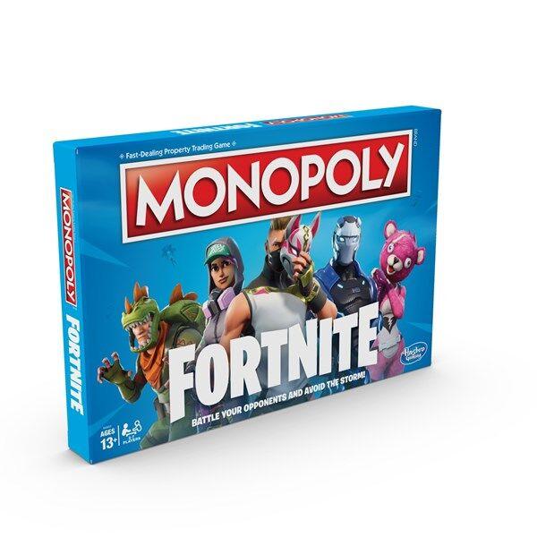Monopoly Fortnite Edition (EN) (Z000160833)
