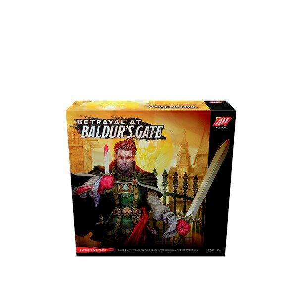 Betrayal at Baldurs Gate (EN) (Z000142083)