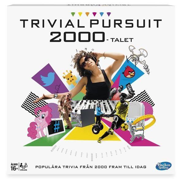 Hasbro Trivial Pursuit 2000-talet, Hasbro Games (SE) (Z000061974)