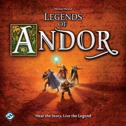 Legends Of Andor, Strategispel (EN) (Z000164474)