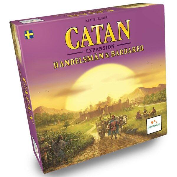Catan: Handelsmän och Barbarer (SE) (Z000140274)