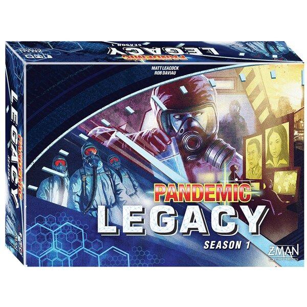 Pandemic Legacy, Blue, Season 1 (EN) (Z000142205)