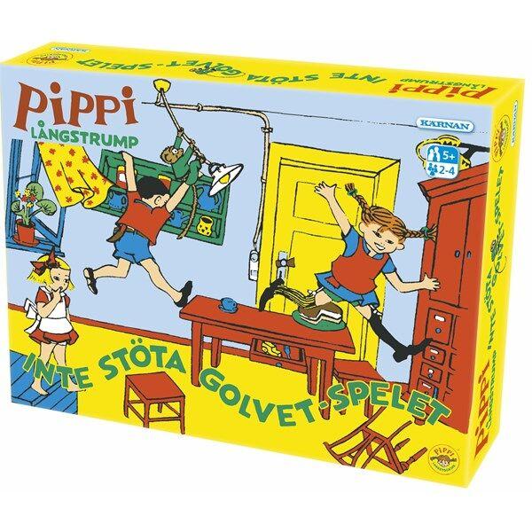 Pippi Inte-Stöta-Golvet-Spelet, Egmont Kärnan (Z000162824)