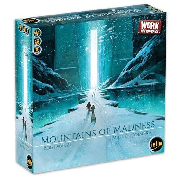 Mountains of Madness, Strategispill (EN) (Z000140245)
