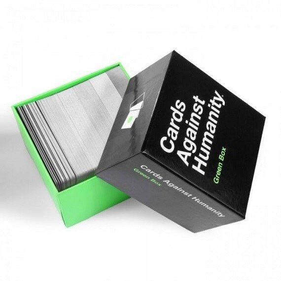 Cards Against Humanity, Green Expansion (EN) (Z000119310)