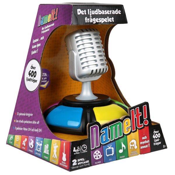 Name It, Ljudbaserat partyspel med frågor (SE) (Z000129080)