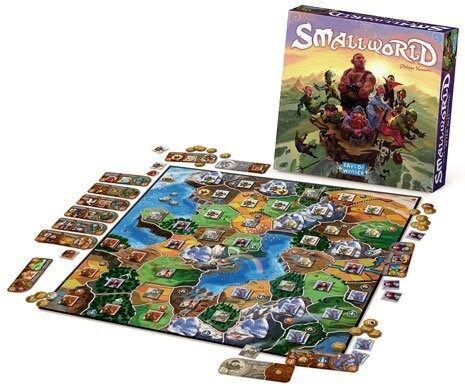 Smallworld, Brettspill (SE/NO/DK) (Z000040247)