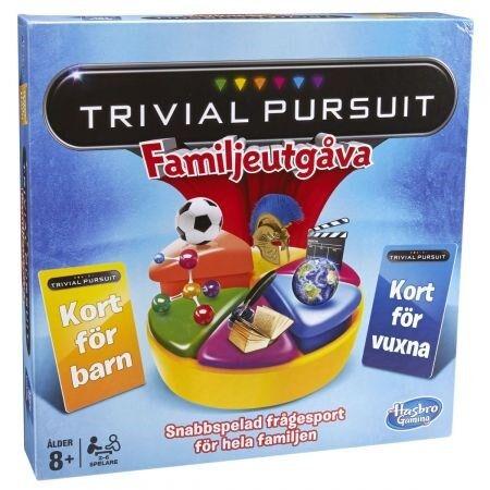 Trivial Pursuit, Familjeutgåva (SE) (Z000032705)