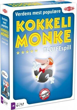 Kokkelimonke Original, Tactic (NO) (Z000046679)
