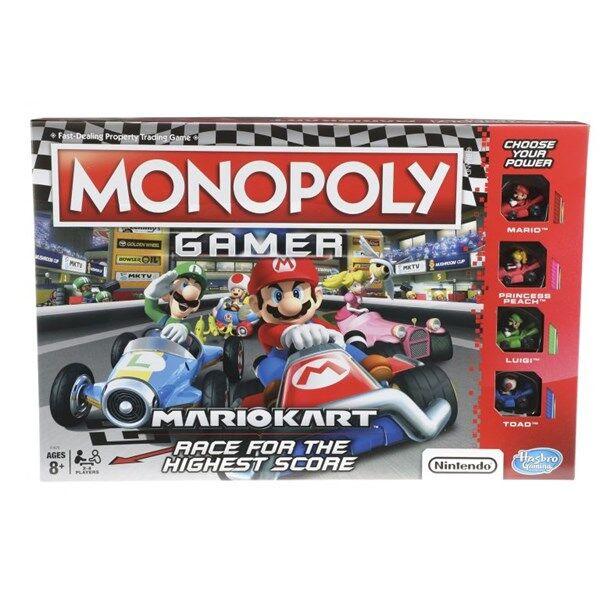 Hasbro Monopoly Gamer Mario Kart, Hasbro Gaming (EN) (Z000138047)